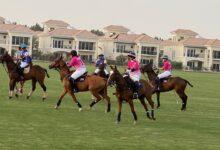 Photo of ميثاء بنت محمد تقود فريق الامارات لفوز كبير على مهرة