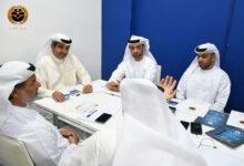 "Photo of مجلس إدارة "" جمعية الرياضيين  "" يعقد اجتماعه في دبي"