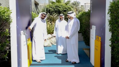 Photo of Dubai Crown Prince visits Emirates NBD Head Office