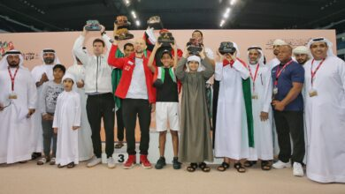 Photo of New records set at 14th Fazza Championship for Freediving