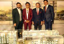 """Photo of 400 مليون درهم قيمة مشروع دانوب العقارية الجديد """"أوليفز"""" في دبي"""