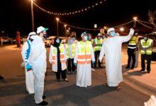 Photo of بلدية دبي والمتطوعين من مؤسسة وطني الإمارات ينفذون عمليات التعقيم في منطقة الخوانيج بدأت من لاست اكزيت