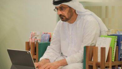 Photo of وزير التربية يشهد المنتدى الافتراضي لمجلس طلبة المدرسة الإماراتية