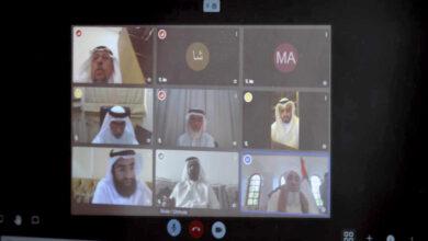 """Photo of مجلس الإمارات للإفتاء الشرعي يناقش المستجدات الفقهية لمرض فيروس """"كورونا"""" المستجد"""