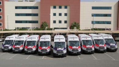 Photo of 50 سيارة إسعاف من الحبتور لإسعاف دبي