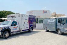 """Photo of """"كفو"""" تزوّد مركبات إسعاف دبي بالوقود مجاناً لمدة أسبوعين"""