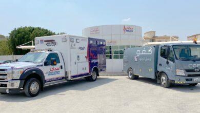 Photo of CAFU to supply Dubai ambulances with free fuel