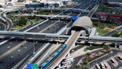 Photo of إيقاف خدمة مترو دبي حتى إشعار آخر والحافلات العامة مجانا
