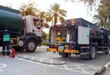 """Photo of """"اينوك لينك"""" توفّر الوقود للمركبات المشاركة في برنامج التعقيم الوطني"""