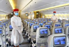 Photo of Emirates steps up safety measures for customers and employees at the airport and on board