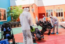 Photo of Isnaad Conducts Disinfection Drive at Facilities for People of Determination as Part of CSR Initiative