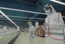 Photo of بلدية دبي تعقم المؤسسات الغذائية