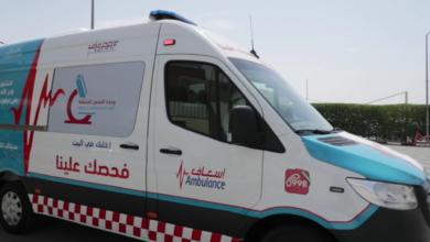 Photo of إسعاف دبي تُطلق وحدة الفحص المتنقلّة للحد من انتشار فيروس كورونا