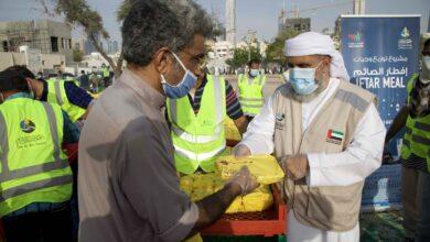 """Photo of """"دار البر"""": أكثر من 660 ألف وجبة وطرد غذائي للعمال والمحتاجين خلال """"العشر الأوائل من رمضان"""""""