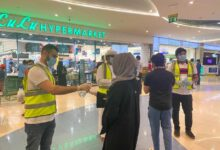 """Photo of 1800 متطوع يدعمون التسوّق بأمان عبر """"لبيه يا وطن"""" للتوعية بمخاطر """"كوفيد 19"""""""