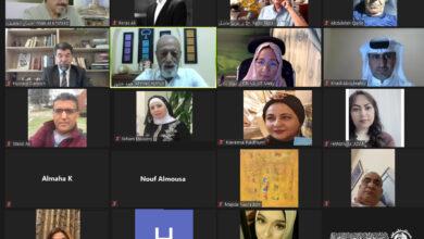 Photo of حلقة (الفن ينتصر في زمن الكورونا) تطوف حول العالم عبر منصة مؤسسة العويس الافتراضية
