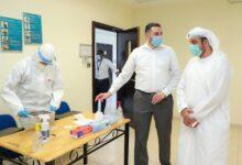 Photo of فحوص فورية لموظفي إسعاف دبي لدى عودتهم للعمل