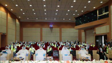 Photo of مؤسسة دبي لخدمات الإسعاف تسلم وسام شكراً لمتطوعي (مدينتك تناديك)
