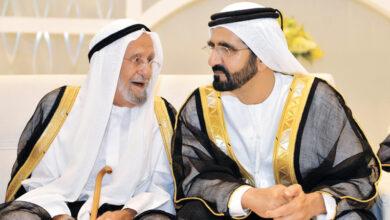 Photo of محمد بن راشد: سعيد لوتاه تاجر عصامي له بصماته في اقتصاد دبي