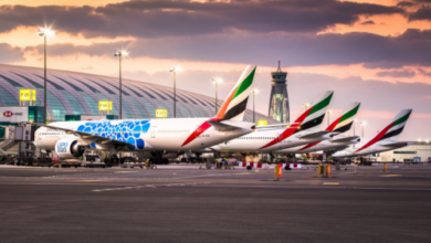 Photo of Emirates adds Cairo, Tunis, Glasgow & Malé, bringing network to over 50 cities in July