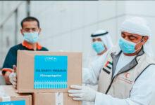 """Photo of """"لوريال الشرق الأوسط"""" تطلق برنامجاً  لدعم الجهود المحلية في التصدي لوباء """"كوفيد-19"""" في دولة الإمارات العربية المتحدة"""
