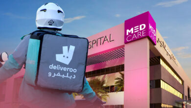 Photo of Medcare and Deliveroo partner to offer the convenience of medication delivery to pharmacy and patient network in Dubai