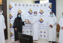 """Photo of """"بيت الخير"""" و""""حميد بن راشد النعيمي الخيرية"""" تبحثان آلية تنظيم واستثمار وقف عجمان الجديد"""