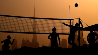 """Photo of صورة """"أسبوع دبي للرياضات الشاطئية"""" تتصدر أفضل صور في العالم"""