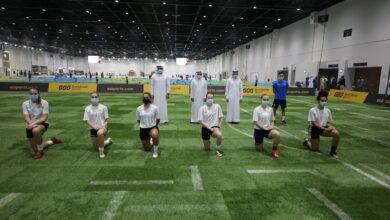 Photo of عالم دبي للرياضة ينطلق رسمياً في مركز دبي التجاري العالمي