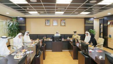 "Photo of مجلس إدارة ""إسعاف دبي"" يستعرض توطين الطب الطارئ وجهود مواجهة ""كورونا """