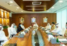 Photo of مجلس دبي الرياضي يناقش مع عدد من الجهات تنظيم أسس استخدام المضامير في الامارة