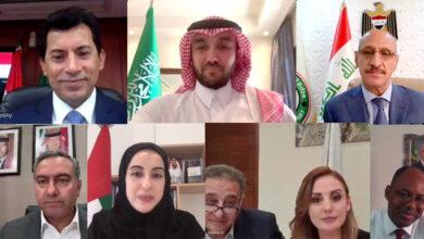 Photo of مجلس وزراء الشباب و الرياضة العرب يشكر الإمارات لاستضافتها أعمال دورته المقبلة