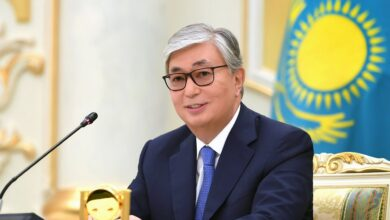 """Photo of كازاخستان تبدأ استراتيجية جديدة لمكافحة """"كورونا"""" تدابير خاصة لتحفيز ودعم الاقتصاد الوطني"""