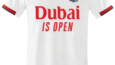 """Photo of Olympique Lyonnais to play debut match in """"Dubai is Open"""" jerseys"""