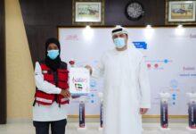 Photo of إسعاف دبي تحتفل بيوم المرأة الإماراتية وتكرم الميدانيات لدورهن في التصدي لجائحة كورونا