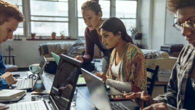 Photo of ثلاثة من بين كل أربعة أشخاص يرون أن وباء كورونا المُستجد قد أحدث ثورة في التعليم والعمل