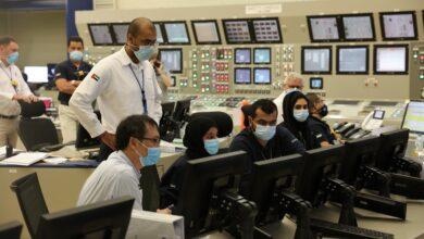 Photo of ربط أولى محطات براكة للطاقة النووية السلمية بشبكة نقل الكهرباء في الدولة
