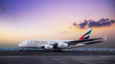 Photo of طيران الإمارات تعيد تشغيل A380 إلى تورنتو 16 أغسطس