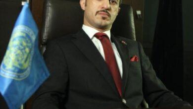 Photo of وزير خارجية البرلمان الدولي للأمن والسلام يشكر الامارات على مواقفها الانسانية