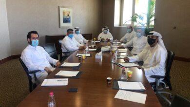 Photo of لجنة سوق الحراج تبحث سبل تعزيز تجارة السيارات في ظل تفشي جائحة (كوفيد-19)