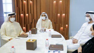 Photo of محمد بن راشد يطلع على خطط عمل الحكومة في ملف التطوير الحكومي والمستقبل