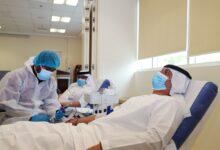Photo of حملة تبرع بالدم في  إسعاف دبي