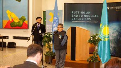 Photo of الذكرى الـ 29 لتخلي كازاخستان عن الأسلحة النووي تضرر مليون ونصف شخص و 450 تجربة نووية