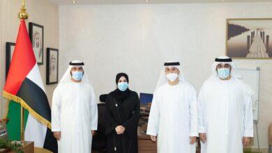 "Photo of فريق ""بصمة وطن"" يحتفي بيوم المرأة الإماراتية"