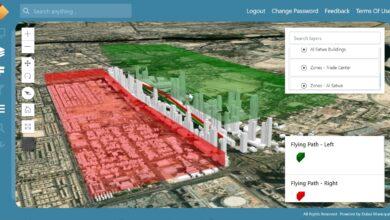 """Photo of إطلاق مشروع """"آفاق دبي"""" لدعم الخطط المستقبلية في مجال التنقل الجوي"""