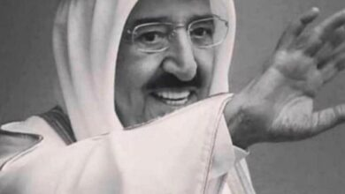 Photo of جمعية الصحفيين الإماراتية تنعى الأمير صباح الأحمد الجابر الصباح