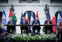 Photo of الإمارات توقع معاهدة السلام التاريخية مع إسرائيل