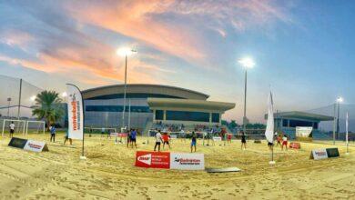 Photo of الاولمبياد الخاص يعرض تجربة الريشة الطائرة فى الهواء بالتعاون مع الاتحاد العربي