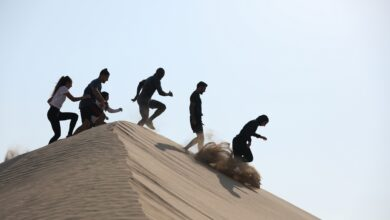 Photo of Registrations open for Al Marmoom Dune Run