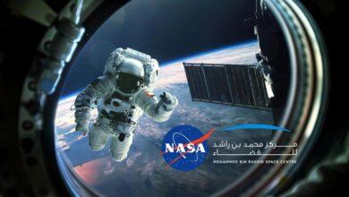 """Photo of رواد الفضاء الإماراتيون يخوضون تدريبات في وكالة الفضاء الأمريكية """" ناسا """""""